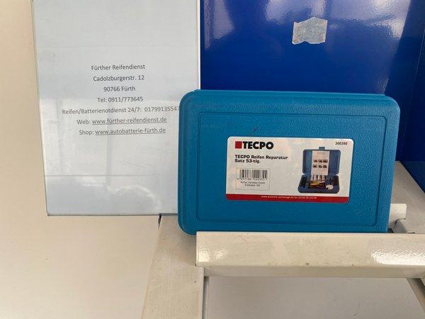 TECPO Not - Reifen Reparatur Satz 53-tlg