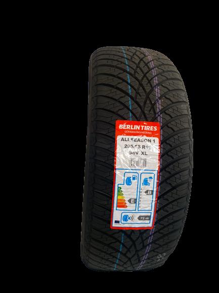 Allwetterreifen Berlin Tires All Season 205/55R16 94V M&S (2055516)